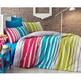 Povlečení Milly Mavi 140x200 jednolůžko - standard bavlna