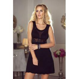 Luxusní košilka Grace Black  černá