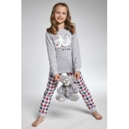Dívčí  pyžamo Cornette My Family  barevná