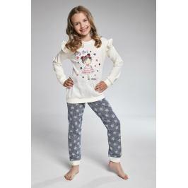 Dívčí pyžamo Cornette Pretty Girl  vícebarevná