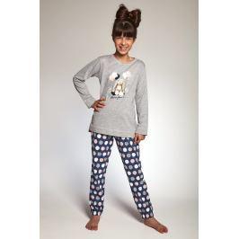 Dívčí pyžamo Cornette Ballons  barevná