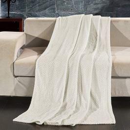 Deka Henry béžová 150x200 cm béžová