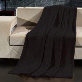Deka Henry černá 150x200 cm černá