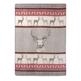 Deka Deer 150x200 cm barevná