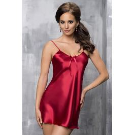 Elegantní košilka Aria Burgundy  červená