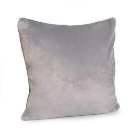 Povlak na polštářek Kašmír světle šedý 40x40 cm polyester