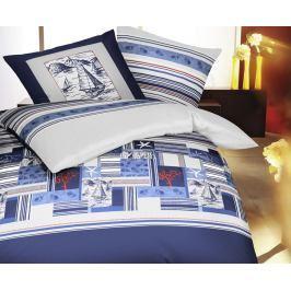 Povlečení Sea Breeze 140x200 jednolůžko - standard bavlna