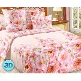 Povlečení Magnolie 140x200 jednolůžko - standard bavlna