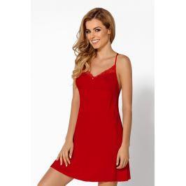Elegantní košilka Pandora červená  červená