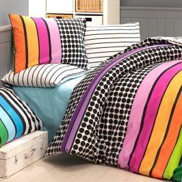 Povlečení Colored 140x200 jednolůžko - standard bavlna