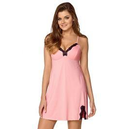 Dámská noční košilka Greta  růžová