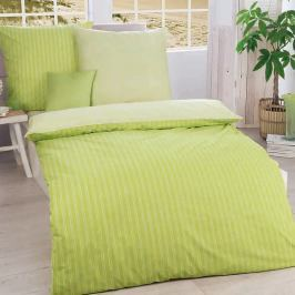 Povlečení Combo Green 140x200 jednolůžko - standard bavlna