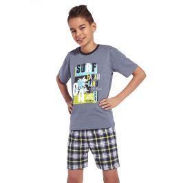 Chlapecké pyžamo Surf  modrá
