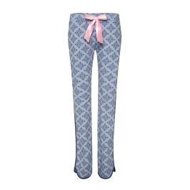Dámské kalhoty na spaní Mon Cherie  světlemodrá