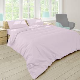 Povlečení Pastel lila 140x200 jednolůžko - standard bavlna