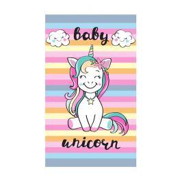 Dětský ručník Unicorn 30x50 cm froté