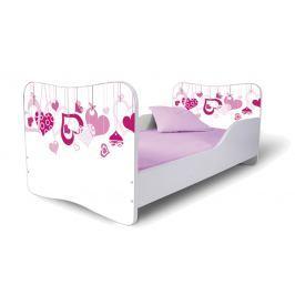 Dětská postel 140x70 cm Lena 49