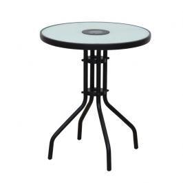 Zahradní stůl Olivan (černá)