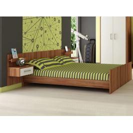Manželská postel 160 cm Vera VER-04