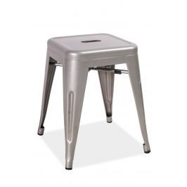Barová židle Spot (aluminium)
