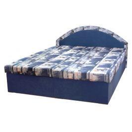 Manželská postel 160 cm Edo 7 (se sendvičovou matrací)