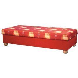 Jednolůžková postel (válenda) 90 cm Miki (s molitanovou matrací)