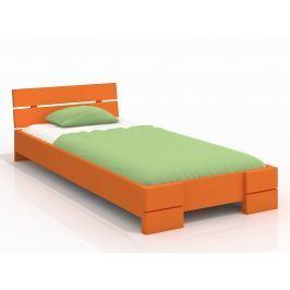Jednolůžková postel 120 cm Naturlig Kids Lorenskog (borovice) (s roštem)