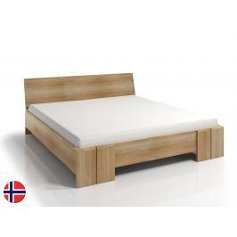 Jednolůžková postel 120 cm Naturlig Galember Maxi ST (buk) (s roštem a úl. prostorem)
