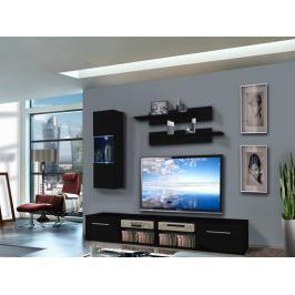 Obývací stěna Invento 25 ZZ IN C1 (s osvětlením)