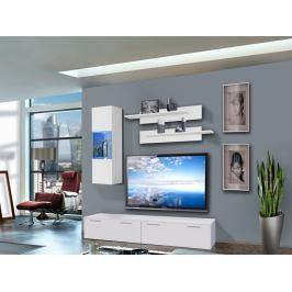 Obývací stěna Ledge 25 WW LE C1 (s osvětlením)