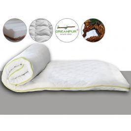 DREAMPUR Vrchní matrace (přistýlka) DREAMPUR® Coco-Eucalyptus 6 cm - 180x200 cm
