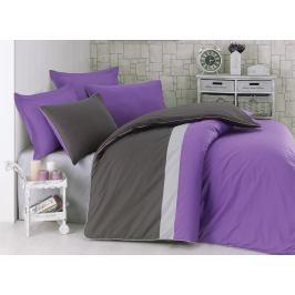 Cottonbox povlečení 100% bavlněné renforcé Violet Elegance - 140x220 / 70x90 cm