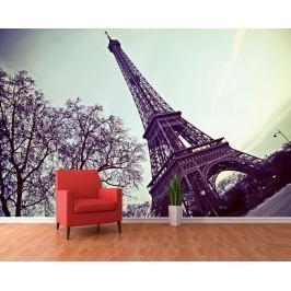 1Wall 1Wall fototapeta Eiffelova věž 360x253 cm