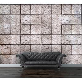 1Wall 1Wall fototapeta Ozdobné obložení stěny 315x232 cm