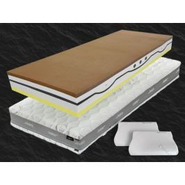 DREAMPUR Ortopedická matrace Dreampur® Technics 30cm - 100x200 cm   1+1 zdarma (2ks)