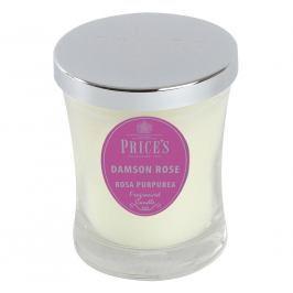 Price´s SIGNATURE vonná svíčka ve skle Purpurová růže střední 425g