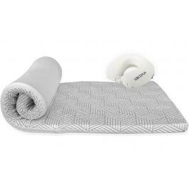 VISCOPUR Chladivá vrchní matrace (přistýlka) VISCOPUR® ICE 5,5 cm - 100x200 cm