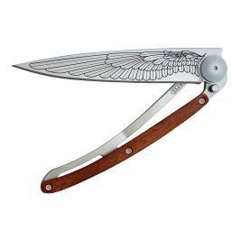deejo Kapesní nůž tattoo 37 g rosewood Wing