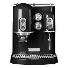 KitchenAid Pákový kávovar na espresso Artisan černá