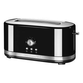 KitchenAid Toustovač s extra dlouhými otvory 26 cm černá