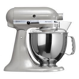 KitchenAid Kuchyňský robot Artisan s mísou 4,8 l světle šedá metalíza