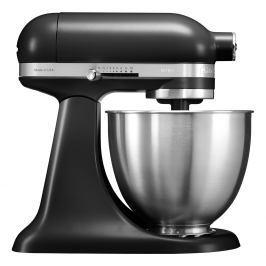KitchenAid Kuchyňský robot Artisan Mini s mísou 3,3 l matná černá