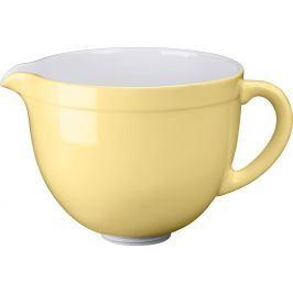 KitchenAid Keramická mísa krémově žlutá