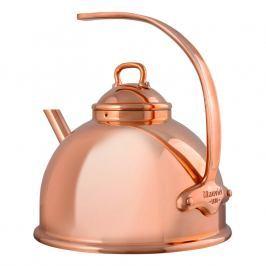 MAUVIEL Konvice na vaření vody měděná
