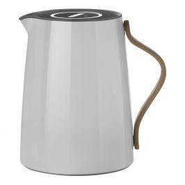 Stelton Vakuová termoska na čaj Emma grey1 l danish modern 2.0