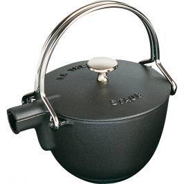 Staub Konvice na čaj Ø 16,5 cm černá