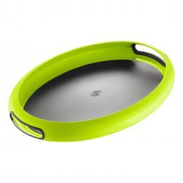 Wesco Podnos Spacy Tray oválný světle zelený
