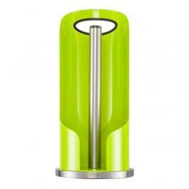 Wesco Držák na kuchyňské utěrky nebo toaletní papír TO GO světle zelený