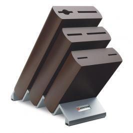 WÜSTHOF Blok na nože dřevěný Ikon na 6 kusů hnědý