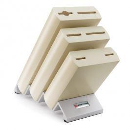 WÜSTHOF Blok na nože dřevěný Ikon na 6 kusů krémový